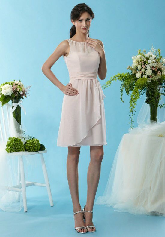 Eden Bridesmaids 7446 Bridesmaid Dress