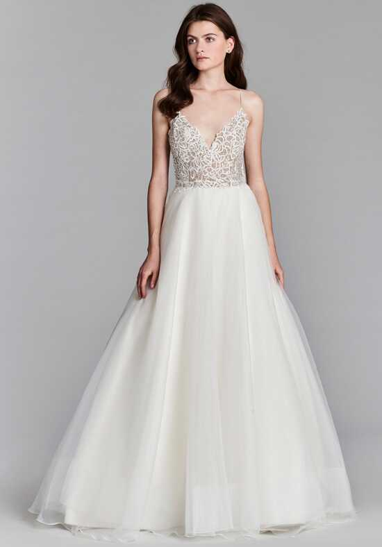 Jim Hjelm 8706 A-Line Wedding Dress