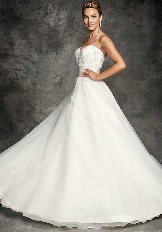 Ella Rosa BE259 A-Line Wedding Dress