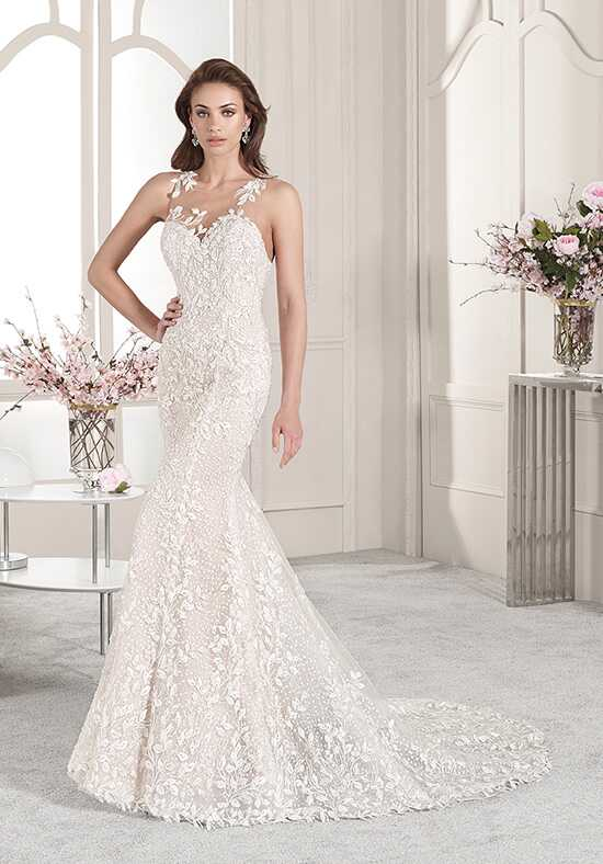 Demetrios 852 Mermaid Wedding Dress