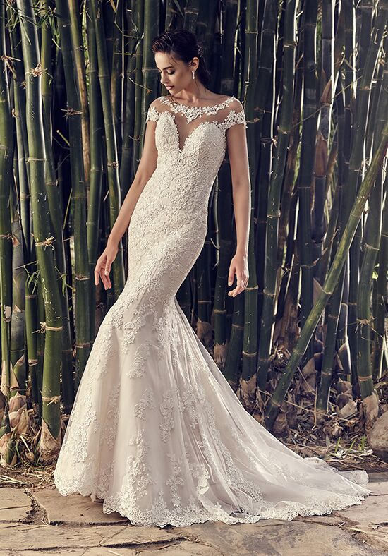Eddy K Olbia Mermaid Wedding Dress