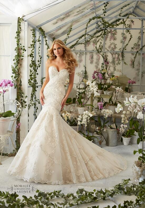 Morilee by Madeline Gardner 2801 Wedding Dress photo