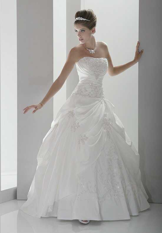 1 Wedding by Mary's Bridal 5274 A-Line Wedding Dress