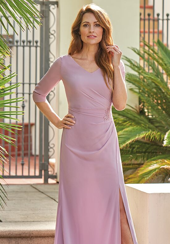 Jade J205054 Pink Mother Of The Bride Dress