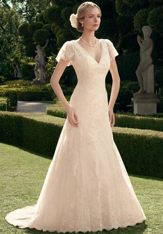 Casablanca Bridal 2178 A-Line Wedding Dress