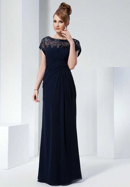 Intermezzo by Venus MBS2111 Blue Mother Of The Bride Dress