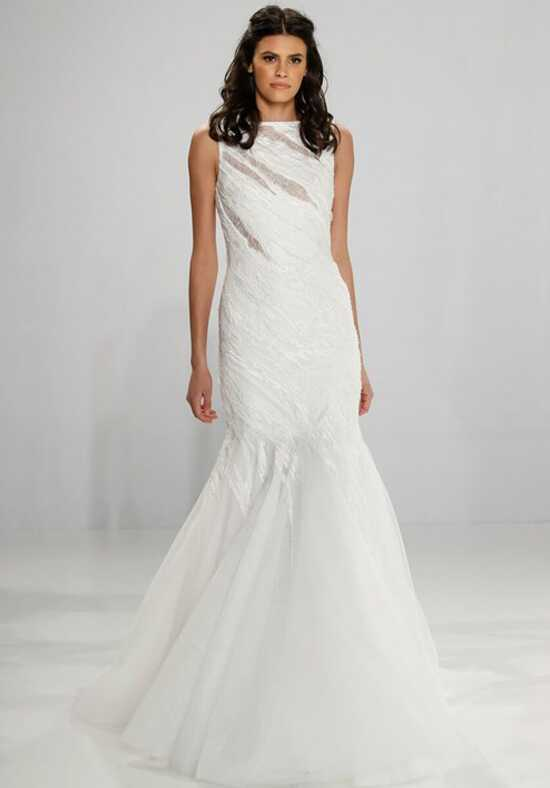 Tony Ward for Kleinfeld Rosmerta Mermaid Wedding Dress