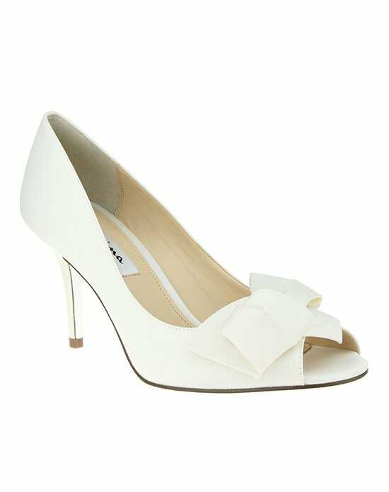 Nina Bridal Wedding Accessories FRASER_IVORY Ivory Shoe