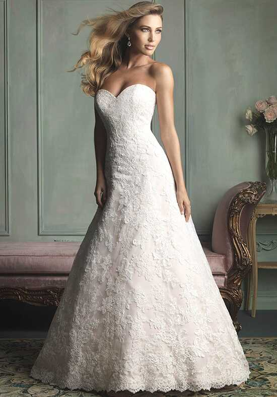 Allure Bridals Allure Bridals 9109 Bridal Gowns A-Line Wedding Dress