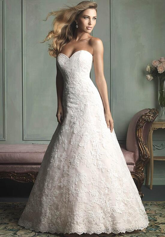 Allure Bridals Allure Bridals 9109 Bridal Gowns Wedding Dress photo