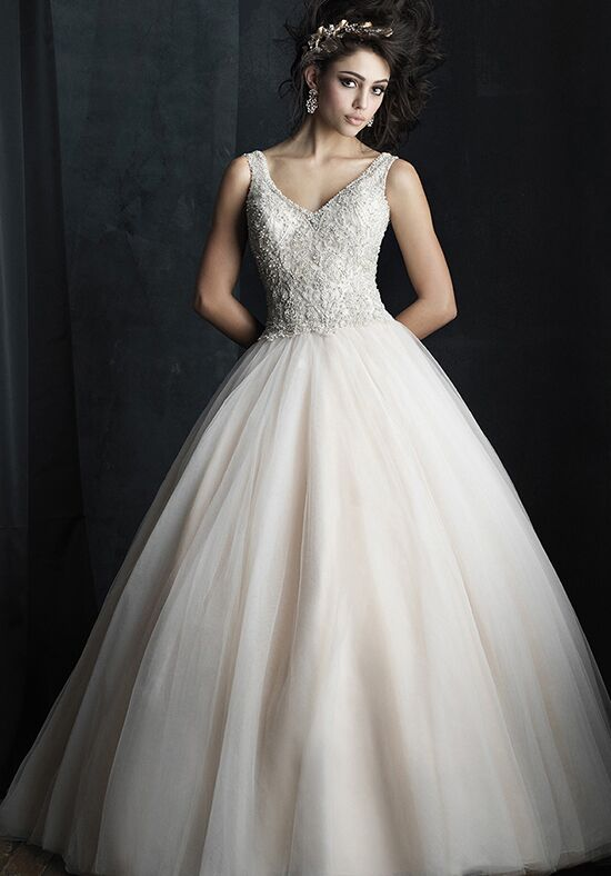 Allure Couture C390 Ball Gown Wedding Dress