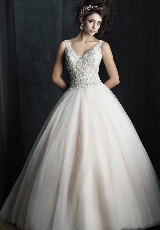 Allure Couture C390 Wedding Dress photo