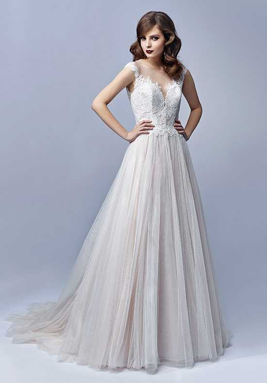 Beautiful BT17-10 A-Line Wedding Dress
