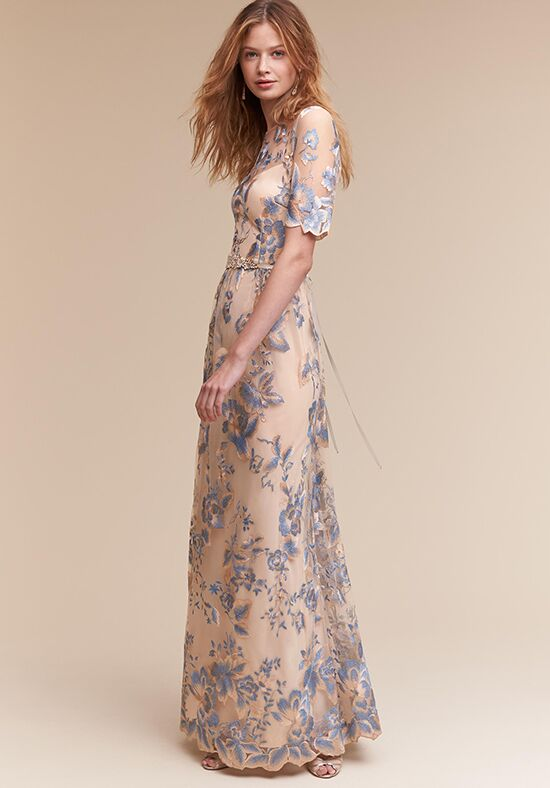 BHLDN (Bridesmaids) Guilia Illusion Bridesmaid Dress