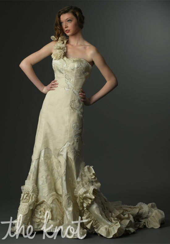 Eugenia 3718 Mermaid Wedding Dress