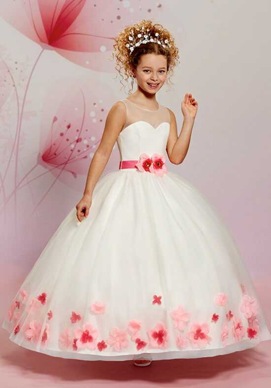 Cupids by Mary's F470 Flower Girl Dress photo