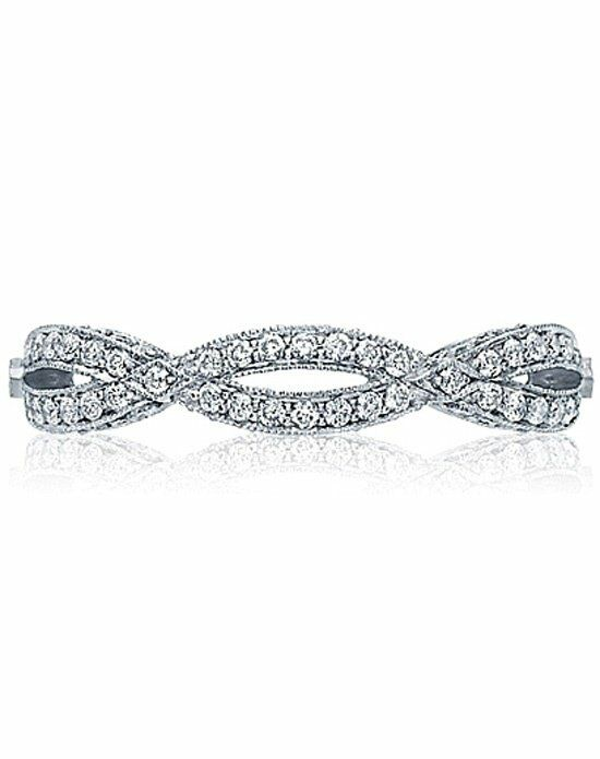 Since1910 HT2528B White Gold Wedding Ring