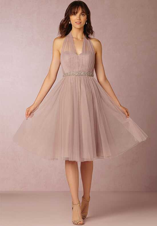 BHLDN (Bridesmaids) Maia_Pink Bridesmaid Dress