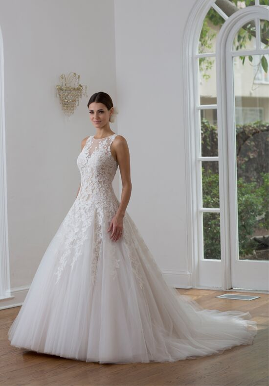 Venus Bridal VE8229 A Line Wedding Dress
