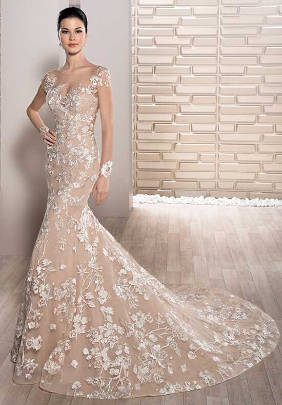 Demetrios 718 Mermaid Wedding Dress