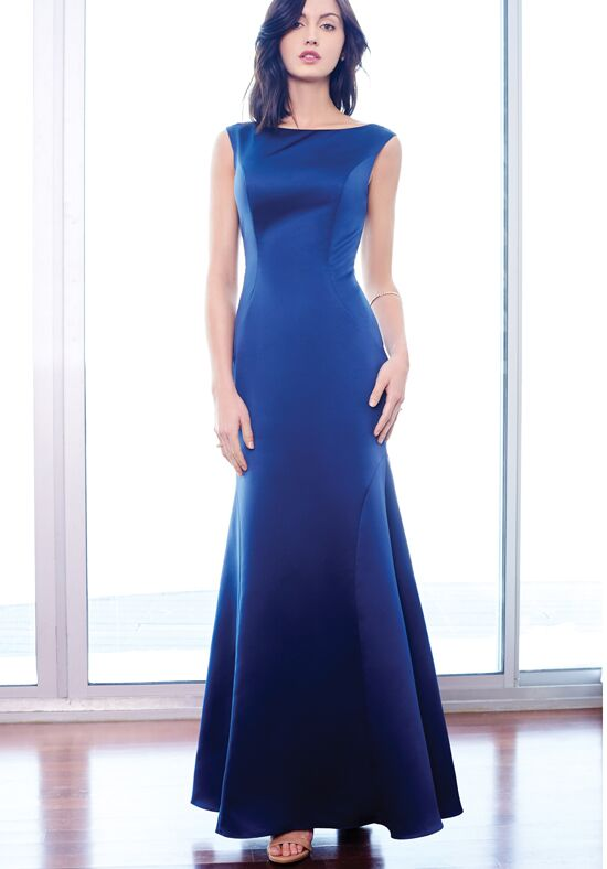 Colour by Kenneth Winston 5243L Bateau Bridesmaid Dress