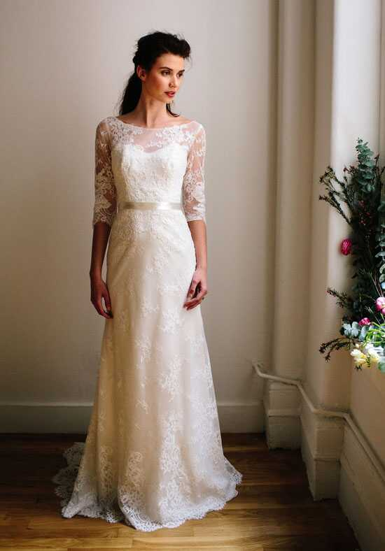 Lea-Ann Belter Livinia Mermaid Wedding Dress