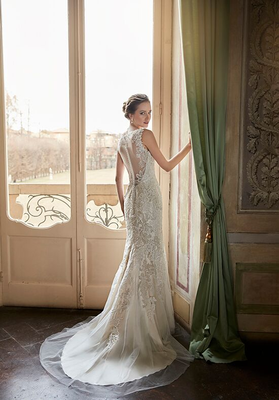 Eddy K EK1105 Sheath Wedding Dress