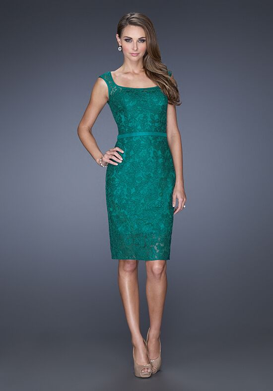 La Femme Evening 20515 Green Mother Of The Bride Dress