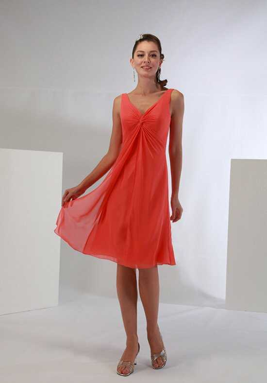 Bella Formals by Venus BM1759 V-Neck Bridesmaid Dress