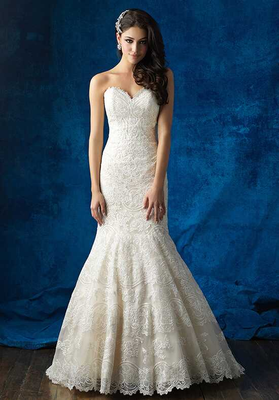 Allure Bridals 9365 Wedding Dress photo
