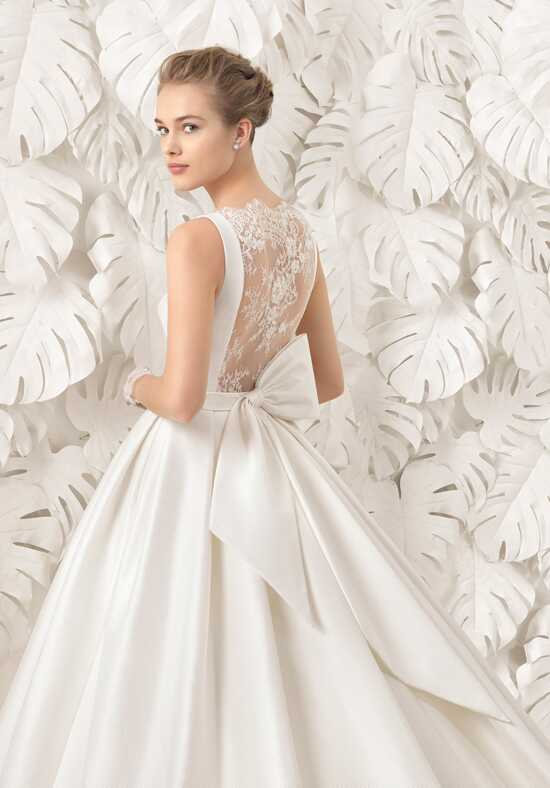 Rosa Clará Navares Ball Gown Wedding Dress
