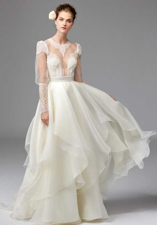 Watters Brides Mai Top 1019B/Jarred Skirt 1003B Wedding Dress photo