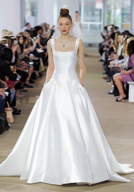 Ines Di Santo Elena Ball Gown Wedding Dress