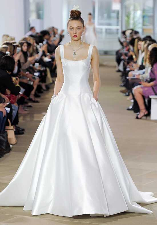 Cathedral Train Wedding Dresses