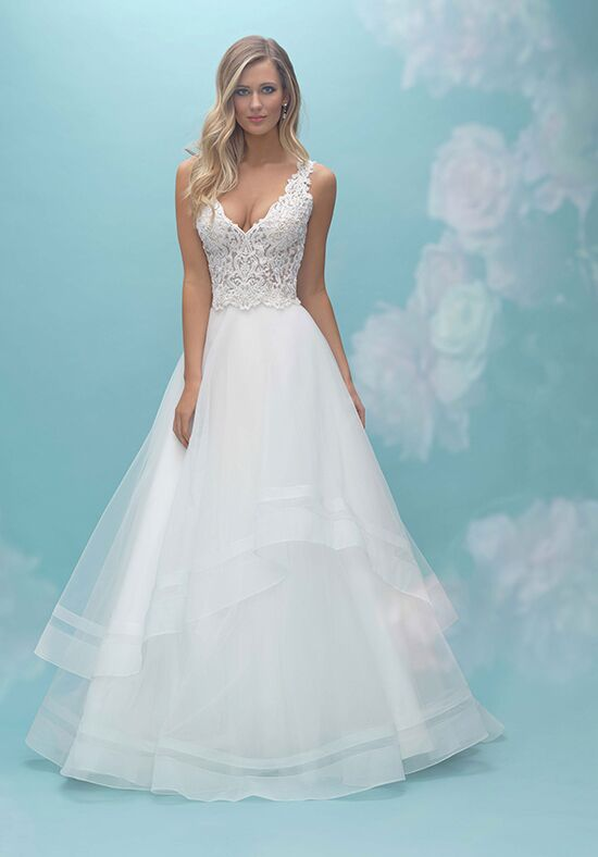Allure Bridals A2031 Ball Gown Wedding Dress