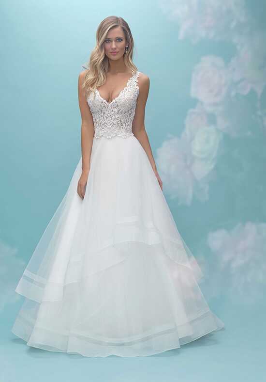 Allure Bridals A2031 - SKIRT Ball Gown Wedding Dress