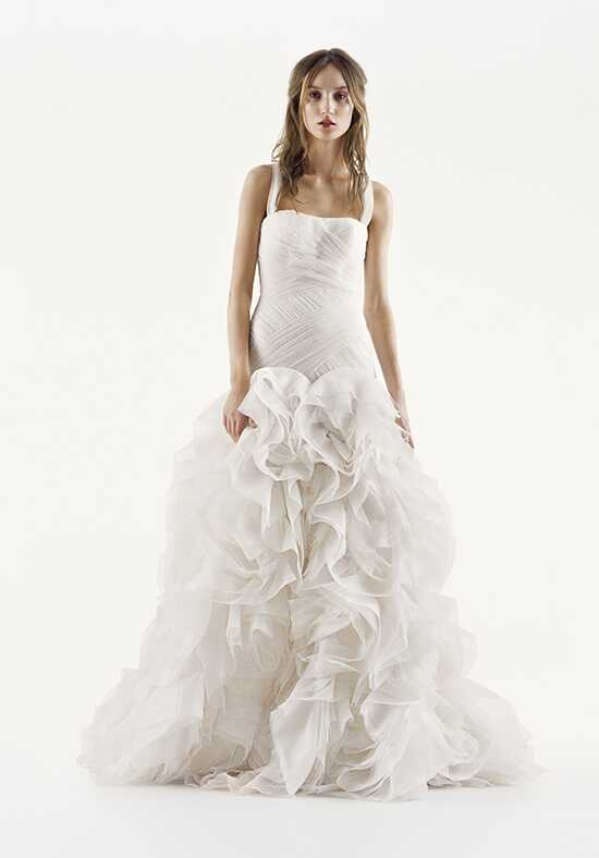 White by Vera Wang White by Vera Wang Style VW351172 Sheath Wedding Dress