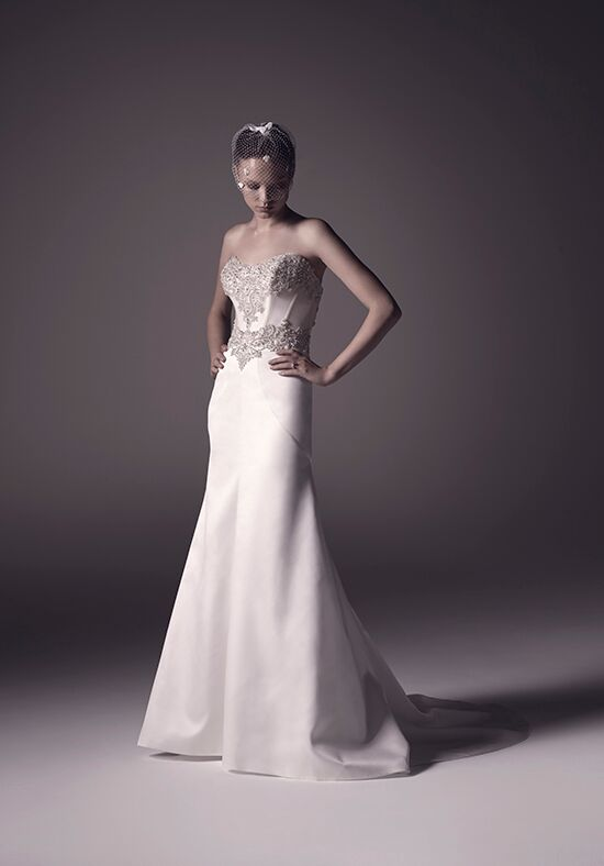 Amaré Couture C111 Lilah Mermaid Wedding Dress