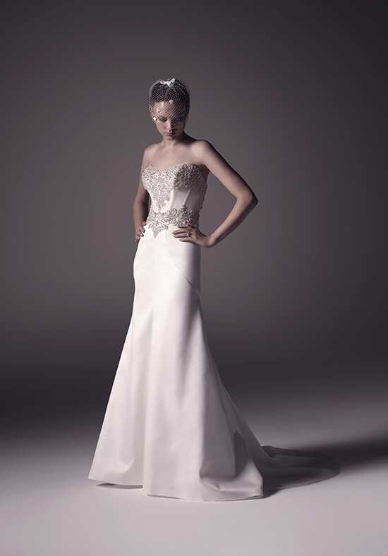 Amaré Couture by Crystal Richard C111 Lilah Mermaid Wedding Dress