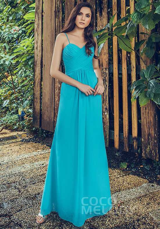 CocoMelody Bridesmaid Dresses PR3544 Sweetheart Bridesmaid Dress