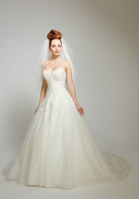 Matthew Christopher Atreyu Ball Gown Wedding Dress