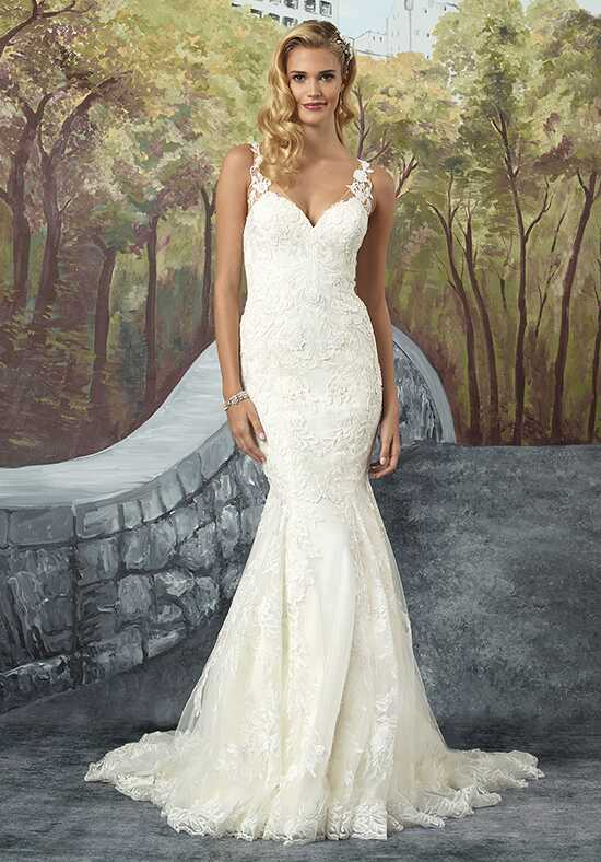 Justin Alexander 8922 Mermaid Wedding Dress