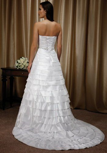 Mia Solano M1241L A-Line Wedding Dress