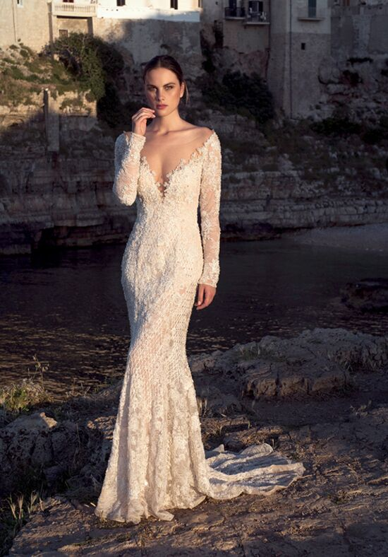 Ysa Makino KYM151 Sheath Wedding Dress