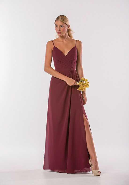 JASMINE P186003 V-Neck Bridesmaid Dress