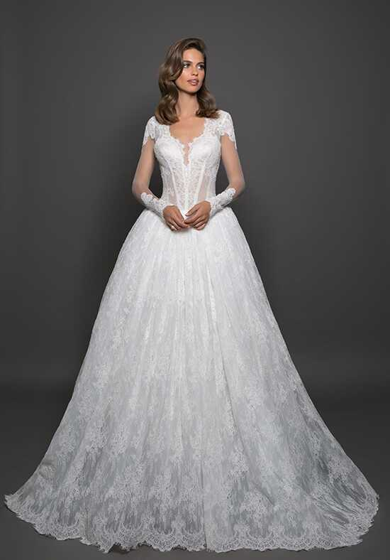 LOVE by Pnina Tornai for Kleinfeld 14592 Ball Gown Wedding Dress