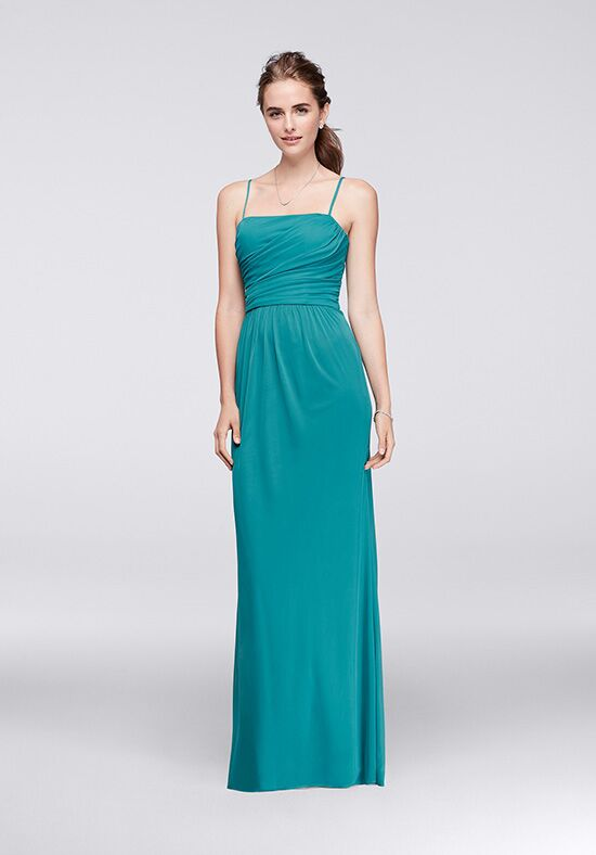 David's Bridal Collection David's Bridal Style F19428 Square Bridesmaid Dress