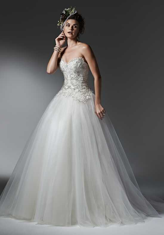Sottero and Midgley Sigourney Ball Gown Wedding Dress