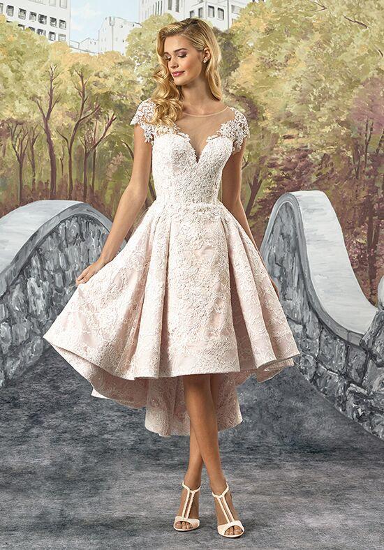 Wedding dresses cocktail length