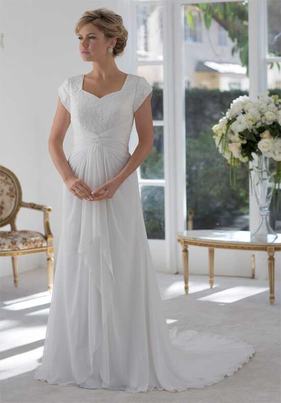 Temp Bridal TB7690 A-Line Wedding Dress
